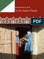 Afghanistan in 2010 Survey