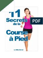 11 Secrets de Course a Pied