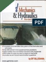 Fluid Mechanics and Hydraulics (Gillesania)-Part 1