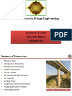 1 Introduction to Bridge Engineering