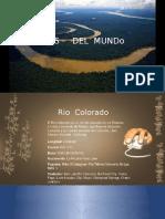 Rios Del Mundo Milespowerpoints.com