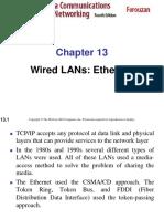 Ch 13 Ethernet