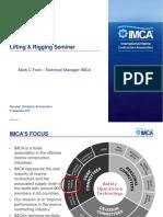 IMCA-Event-2018!09!27 - Presentation 2 - IMCA Guidelines