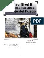 GRAFOR Manejo Del Fuego