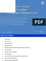 To Reduce Wellspring Transport Cost