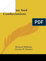 Richard Wilhelm, G.H. Danton, A.P. Danton - Confucius and Confucianism-Routledge & Kegan Paul PLC (1972).pdf