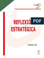 reflexion estrategica