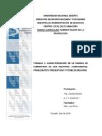 Ing. Joselys Salazar c.i 12597611 Trabajo 3 Adm de La Producción