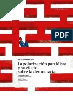 Polarizacion Partidista y Su Efecto Sobre La Democracia Harry Poole