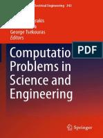 Mastorakis Et Al. - 2015 - Computational Problems in Science and Engineering