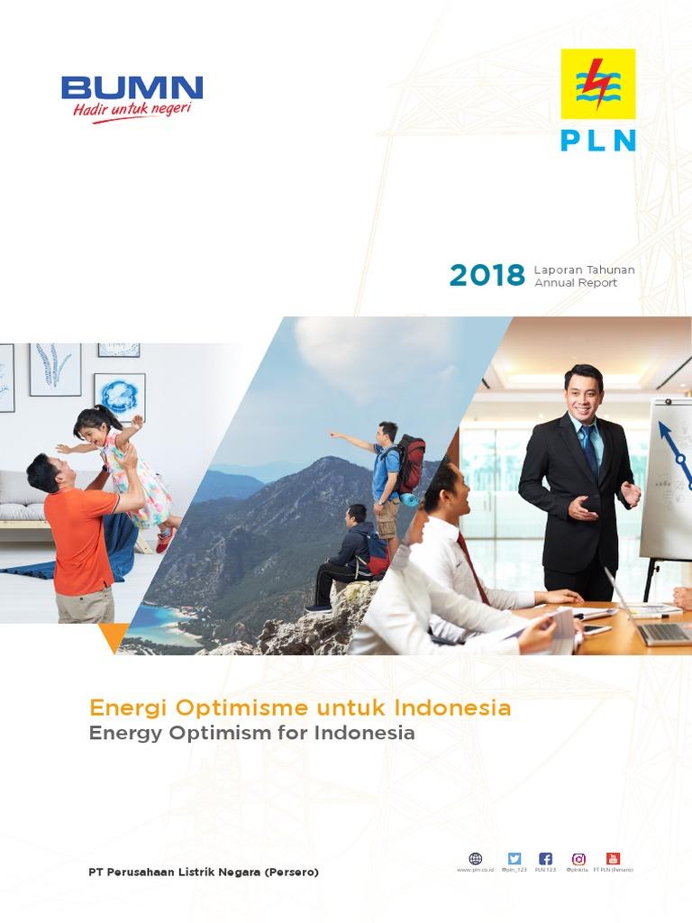 Pln 2018 Annual Report