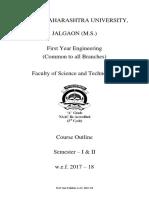 2017-18 First Year Engineering Syllabus.pdf