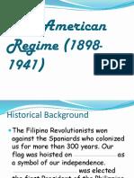 The American Regime