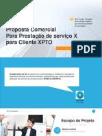 Modelo de Proposta Comercial para Consultores