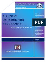A Report on Induction Programme _final