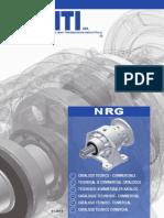 NRG Catalogo Riduttori