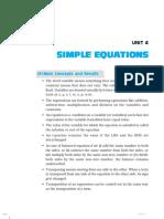 7 Maths NCERT Exemplar Chapter 4