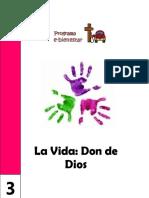 La_ Vida_ Don_ de_ Dios