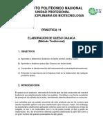 12 Practica 11 Elaboracion Queso Oaxaca