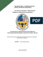 PROYECTO DE FACTIBILIDAD - FABRICA DE PRODUCCION DE JEANS YACUIBA - ADM EMPRESAS - SANDRA ANAGUA ZARATE 1111111.docx