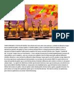 COMO ENTRENAR LA TÁCTICA en AJEDREZ 2do Artículo de La Serie Sobre Cómo Entrenar y Estudiar Las Diferentes Etapas de Una Partida de Ajedrez