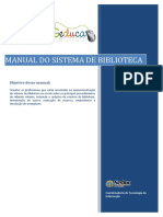 Manual biblioteca escolar