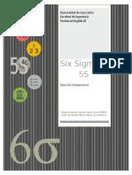 Six Sigma Method and 5s Method