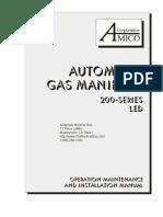 Manual Manifold Amico