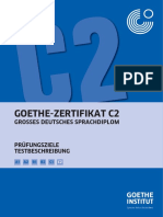 Exámenes C2 Alemán
