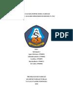 Metode Analisis Metode Spektrofotometri UV Kelompok 1