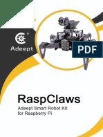 Raspclaws