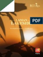 Freehold Semi-Detached Homes-Laman Lakeside
