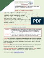 Ofertas de Formacion 2019-2020