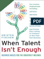 When talent is not ok