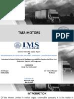 Tata Ppt PDF