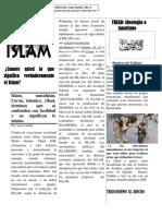 Tarea de Historia 2do Año El Islam