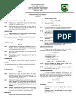 Module 5 - Probability and Statistics