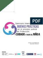 Informe Seminario Buenas Practicas Proceso Judiciales Paraguay