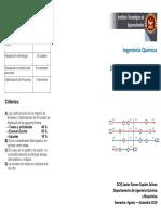 Triptico Sintesis y Optimizacion de Procesos