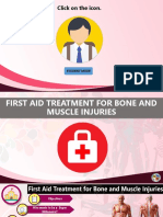 Caims First Aid Treatment for Common Bone and Muscle Injuries-grade IV