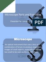 Science 7 (Microscopy)