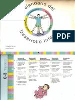 Calendario Del Desarrollo Infantil de Margarita Ramos y Jorge Ramos