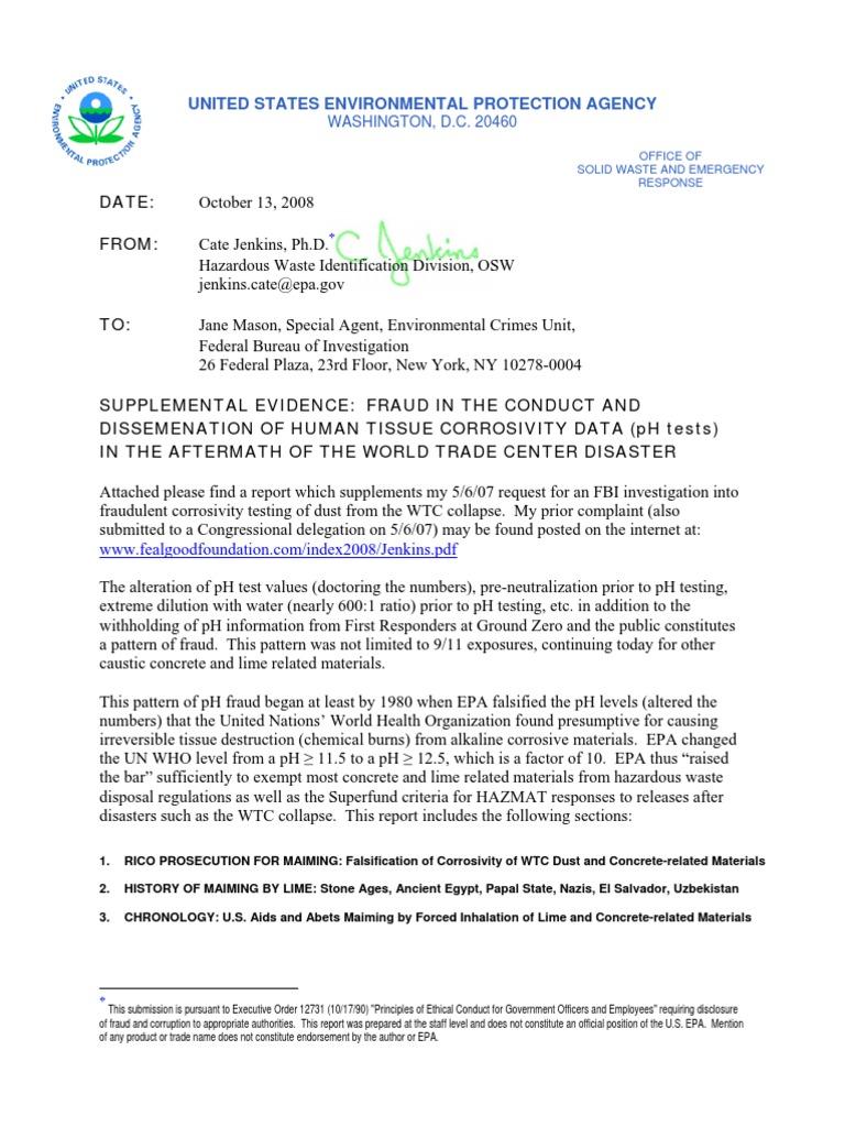 Jenkins Fbi 101308 New Wtc Ph Lies 2ndfbicomplaint Assault  # Expo Muebles Wtc Df