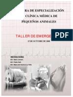 TALLER R  DE EMERGENCIAS