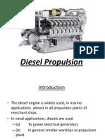 4 Diesel Propulsion