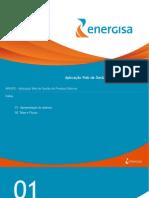 Aplicação Web de Gestão de Projetos Energisa