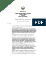 UU No 22 2001 Tentang Minyak dan Gas Bumi