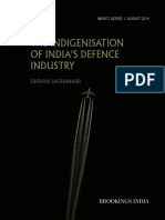 The Indigenisation of India Defence Industy Without Cutmar for Web