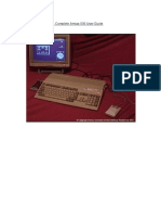 The Complete Amiga 500 user guide