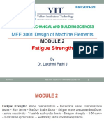 Module 2_fatigue Strength